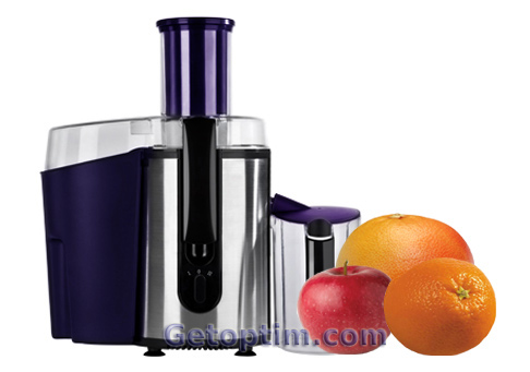 Electrical household juicer