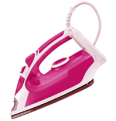 Electric clothes iron